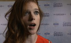 Rose Leslie HD