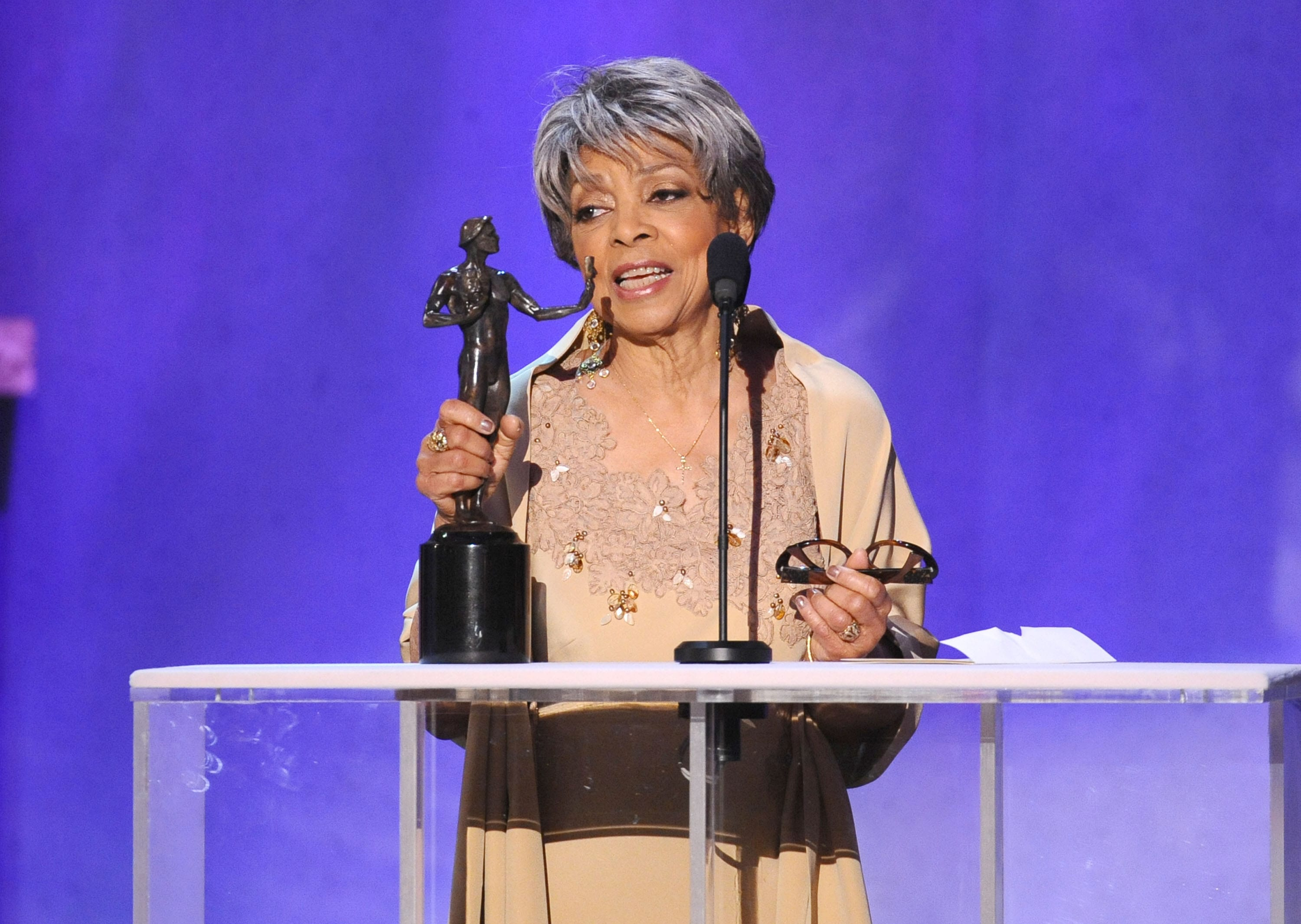 Ruby Dee HD