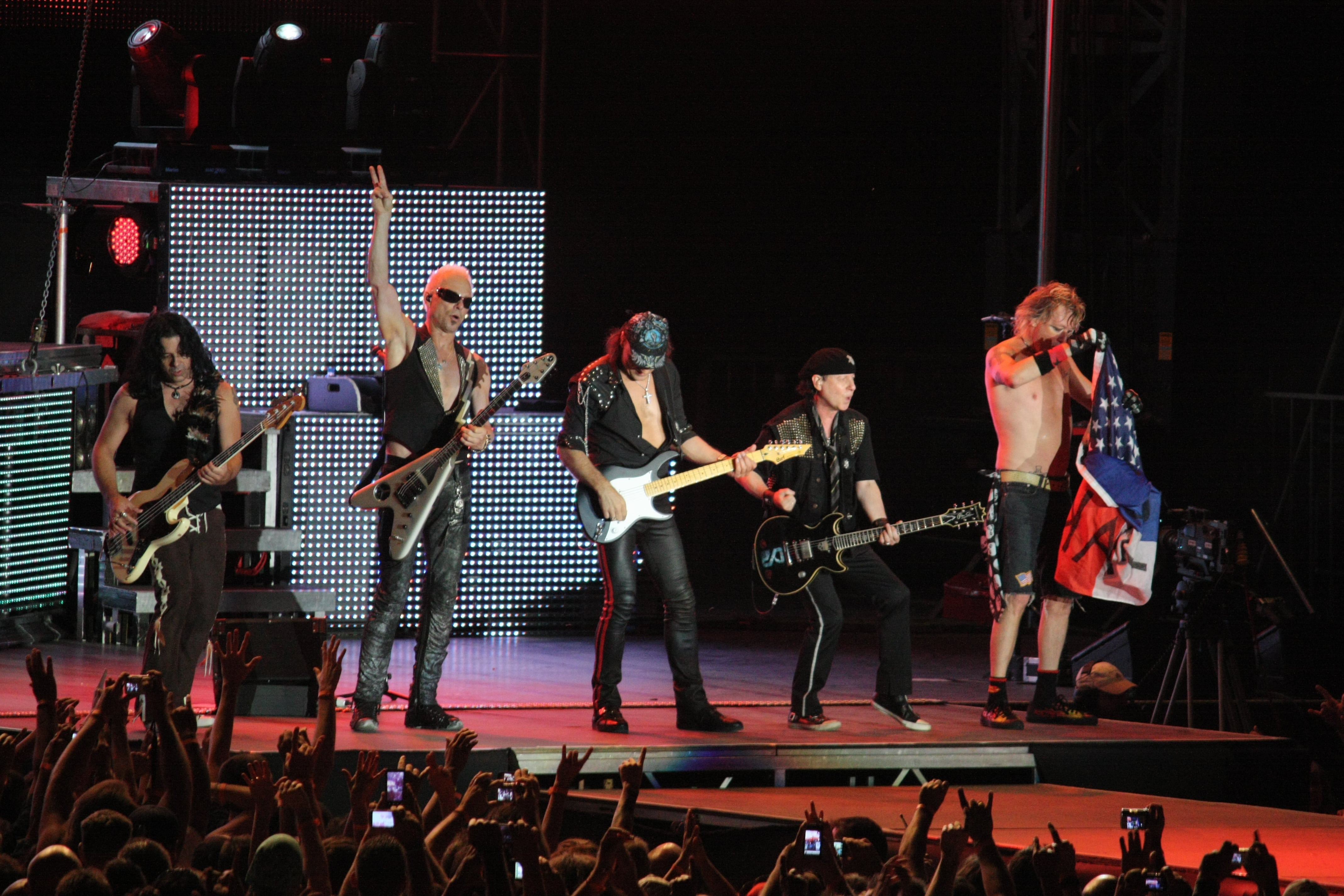 Scorpions HD