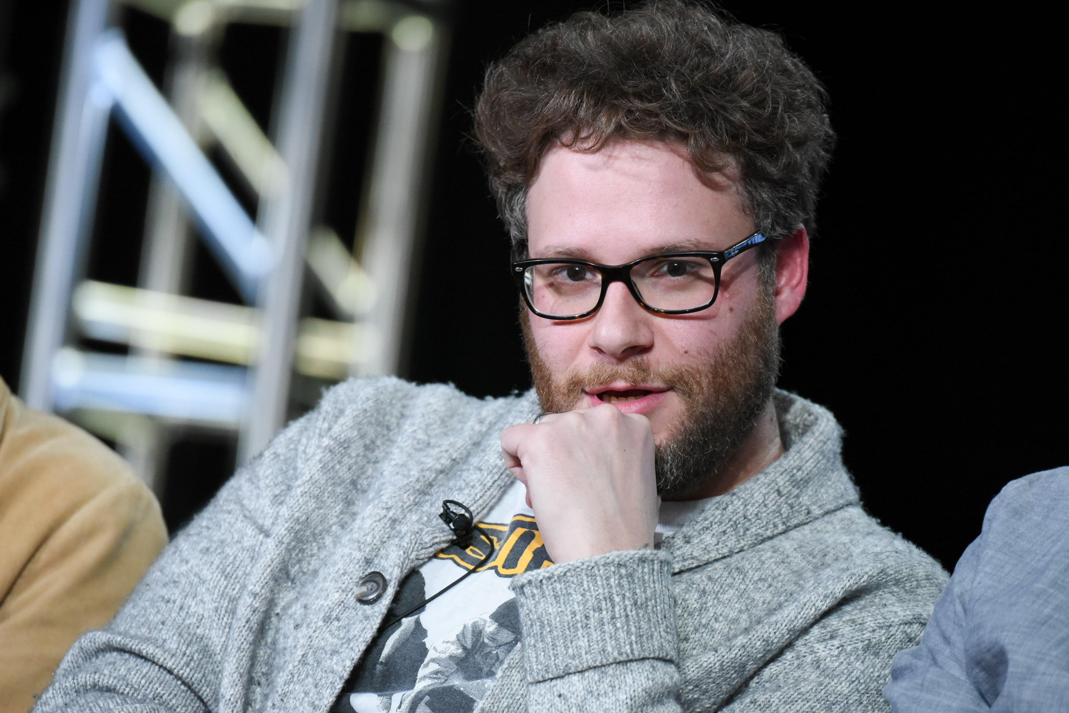 Seth Rogen HD