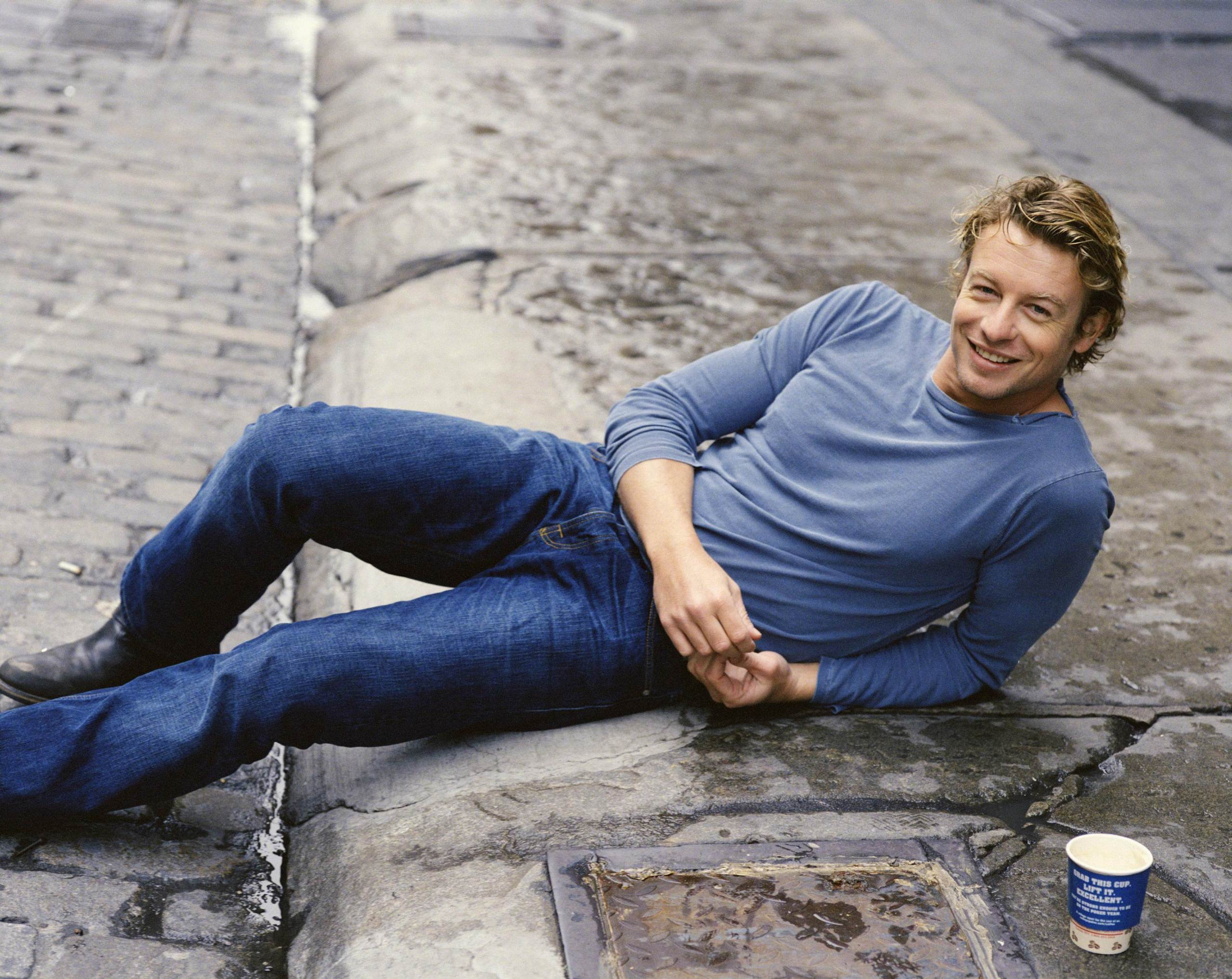 Simon Baker HD