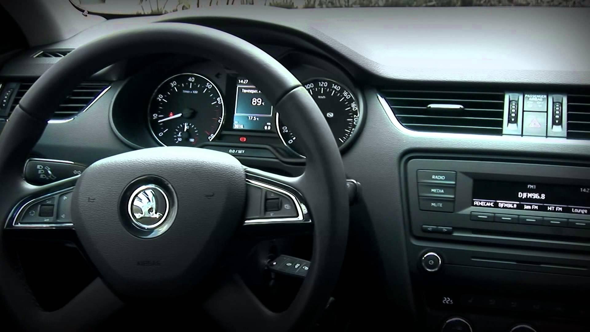 Skoda Octavia A7 HD