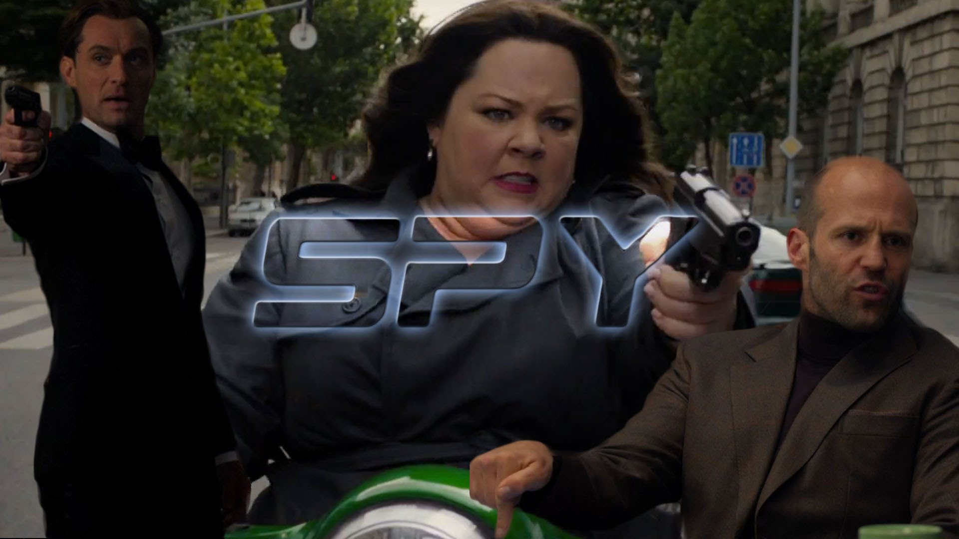 Spy HD
