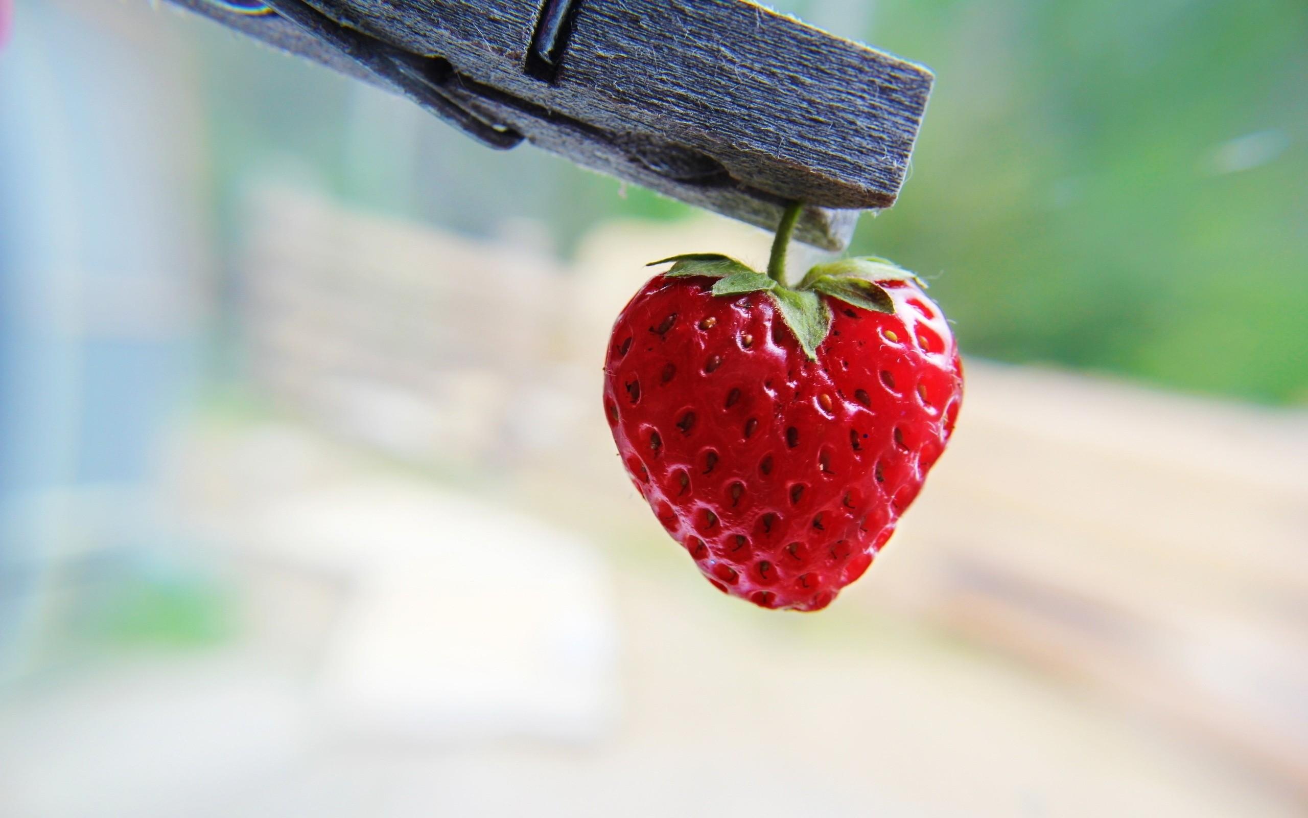 Strawberry free