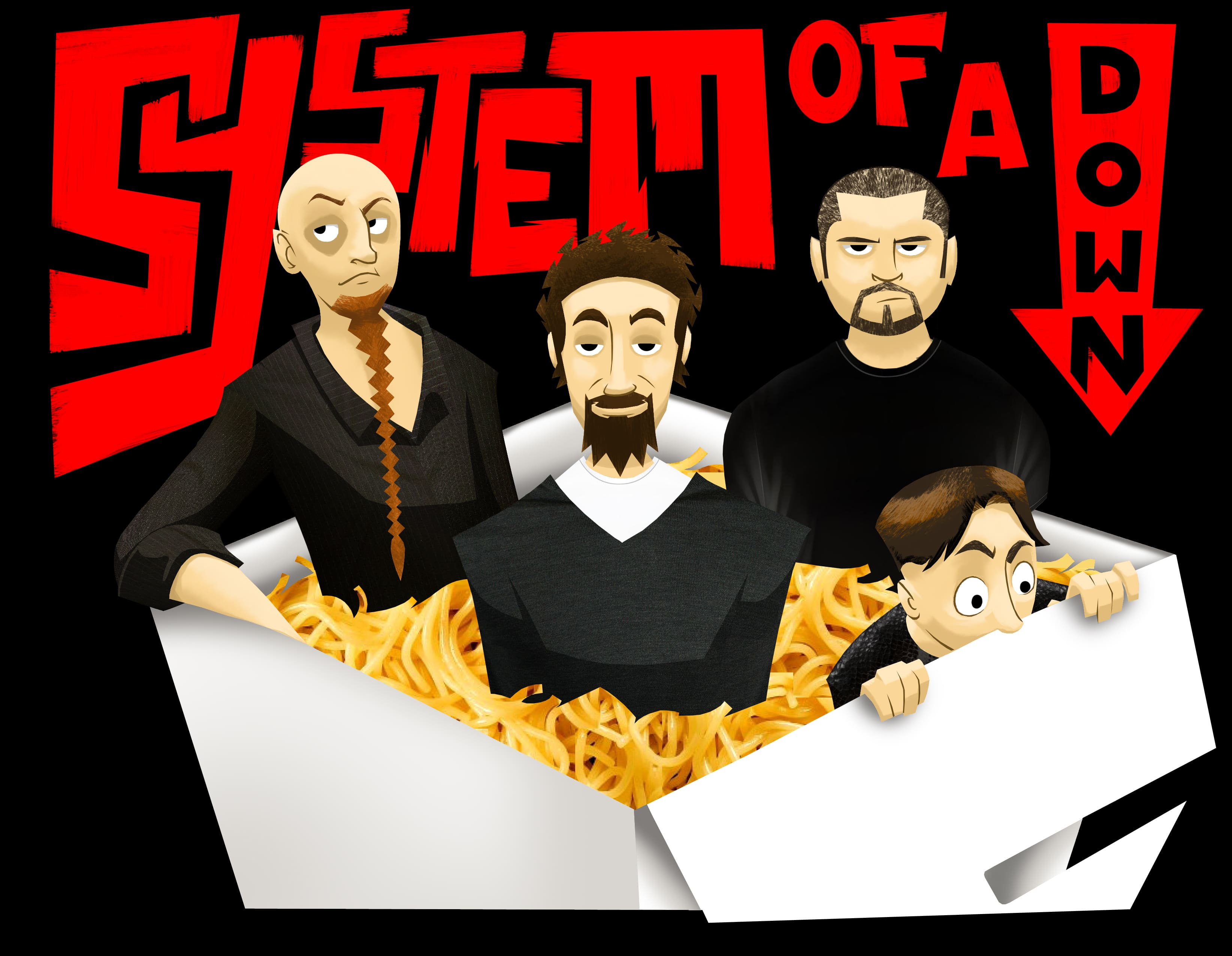 System of a Down HD
