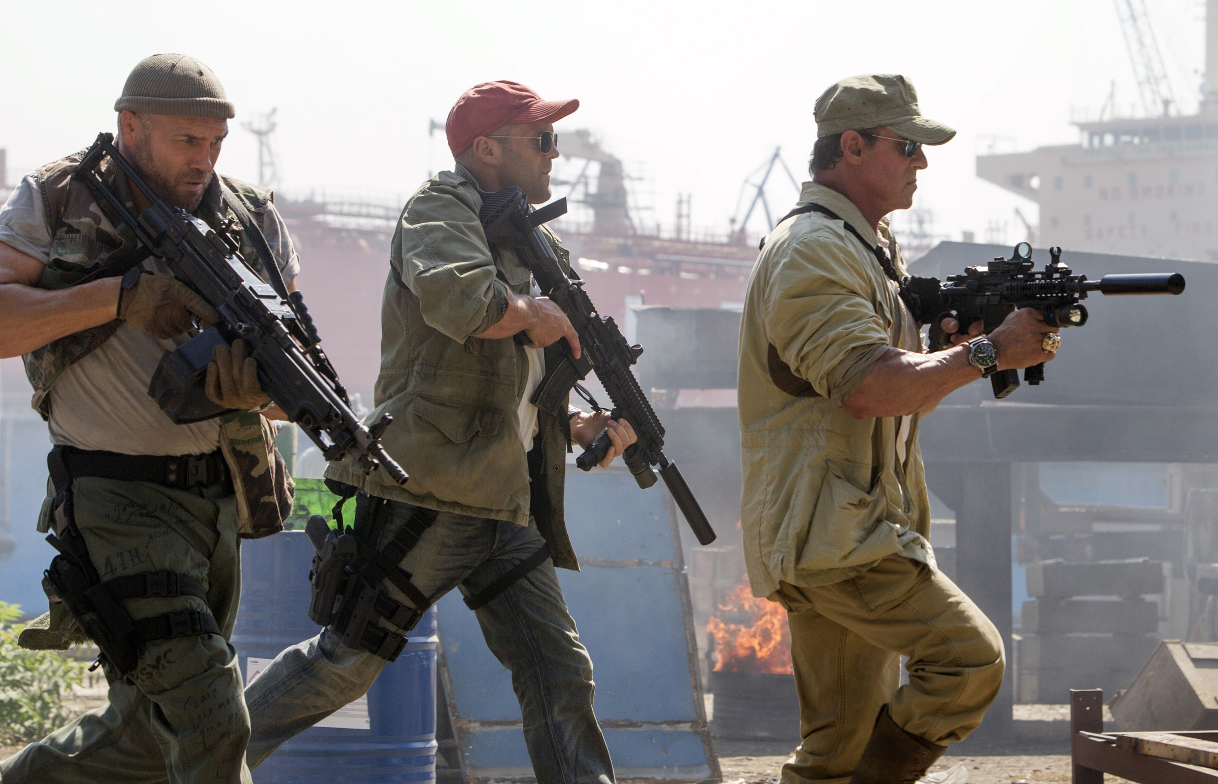 The Expendables 3 HD
