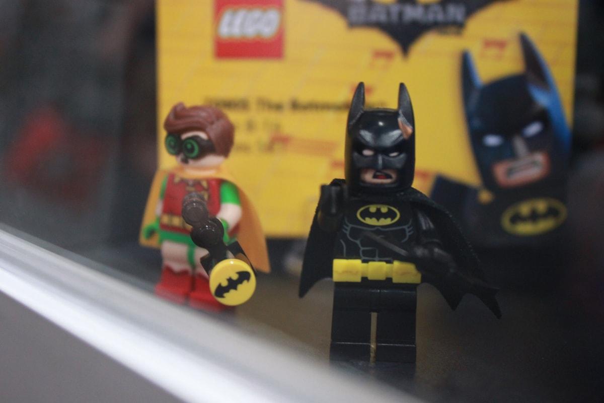 The Lego Batman Movie HD