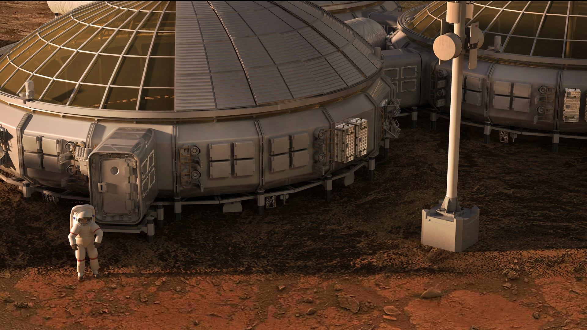 The Martian HD
