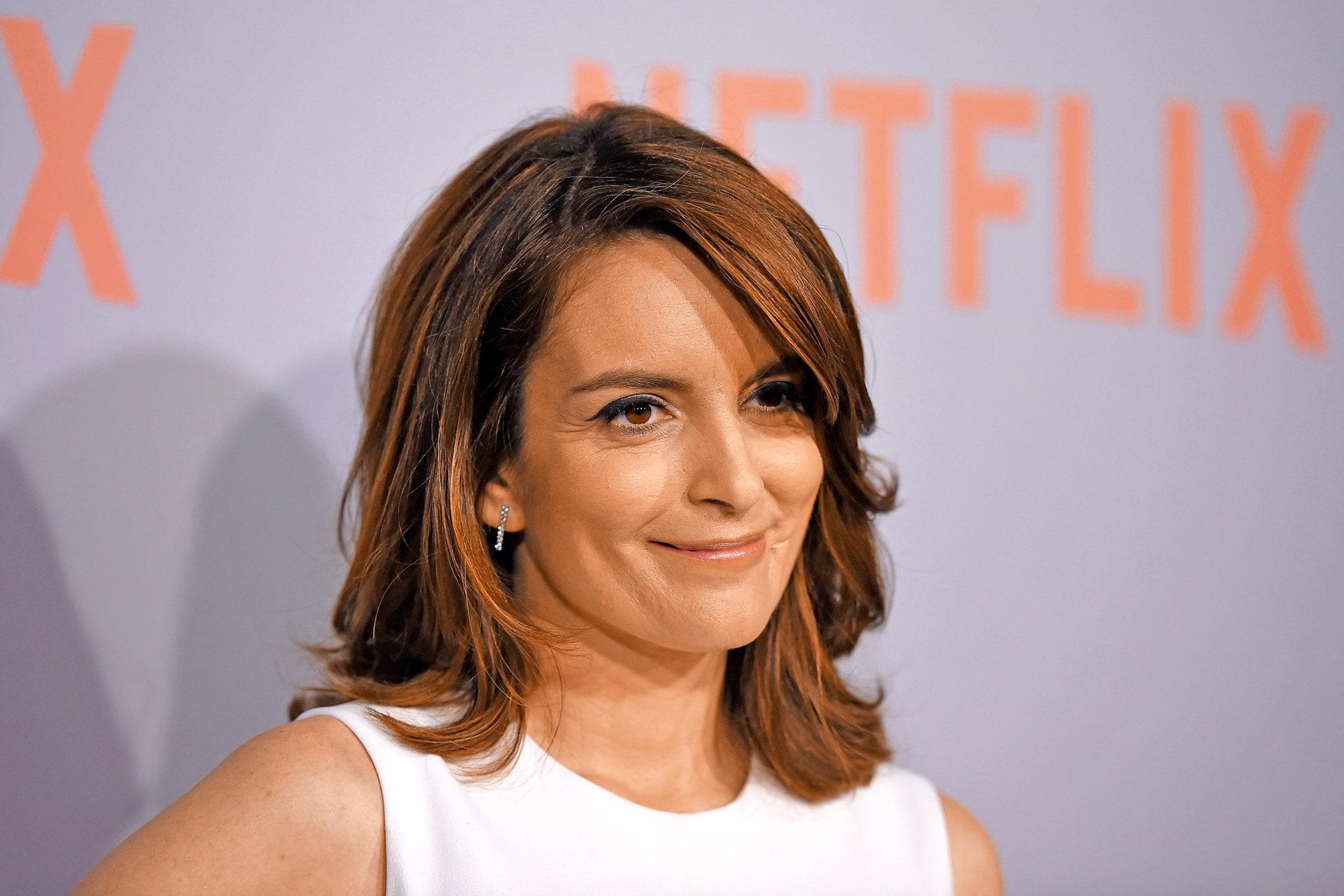 Tina Fey HD