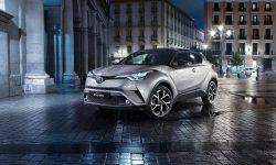 Toyota C-HR HD