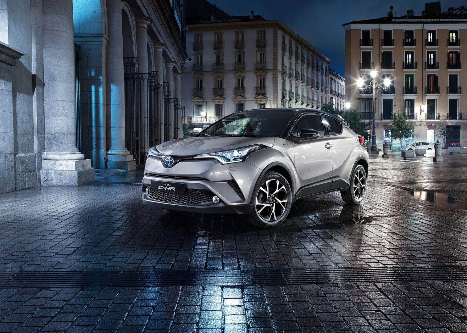 Toyota C-HR HD