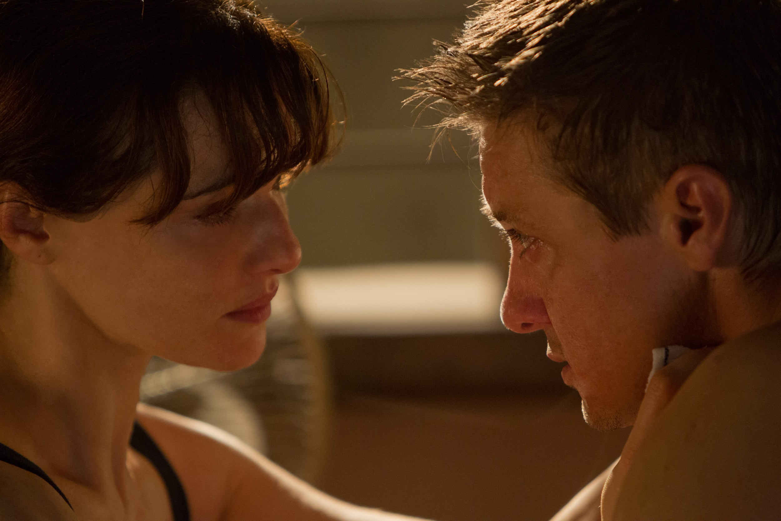 Untitled Jeremy Renner/Bourne Sequel HD