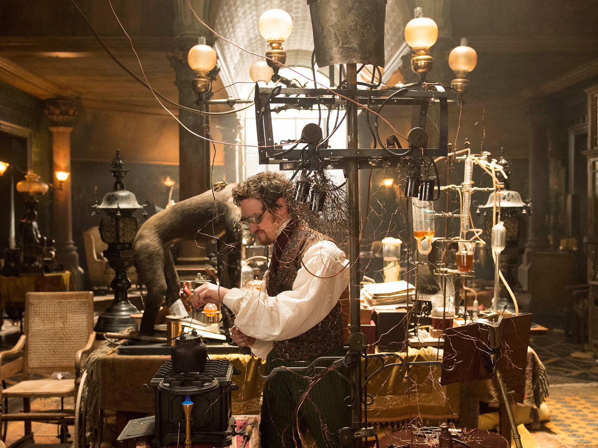 Victor Frankenstein Free