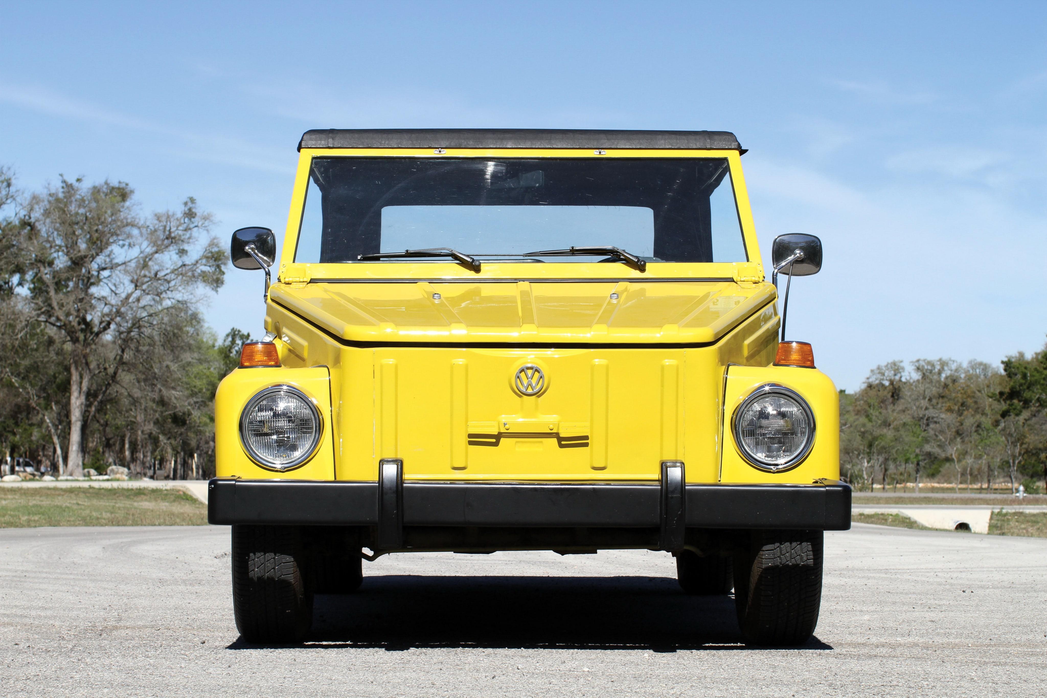 Volkswagen 181 HD