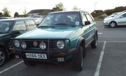 Volkswagen Golf Country HD