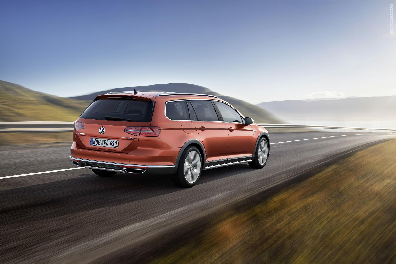 Volkswagen Passat B8 Alltrack HD