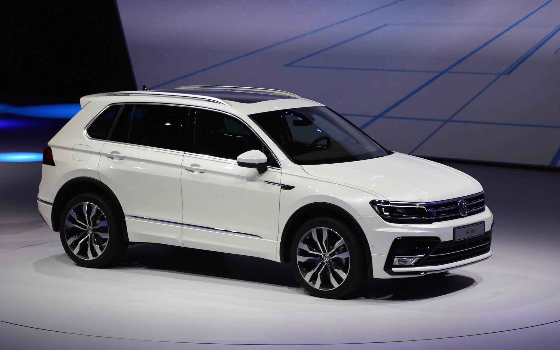 Volkswagen Tiguan 2 HD