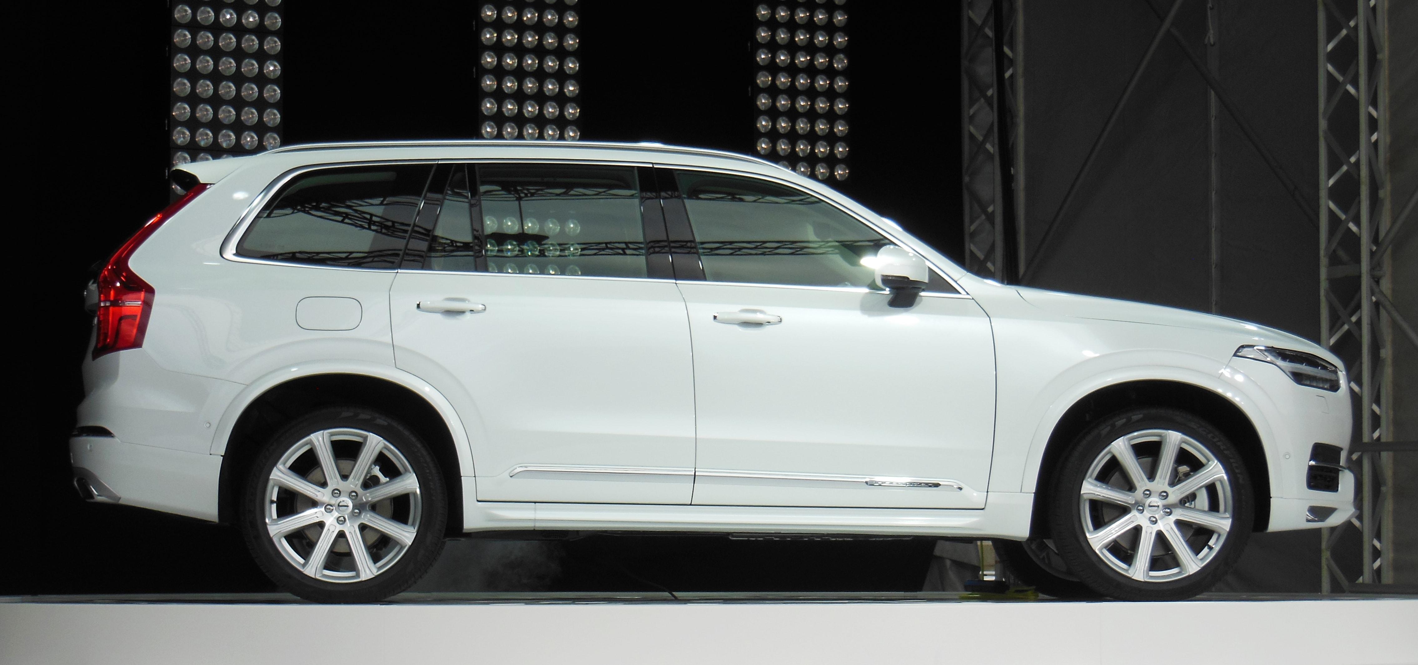 Volvo XC90 II HD