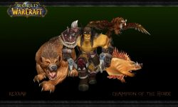 WOW: Rexxar HD
