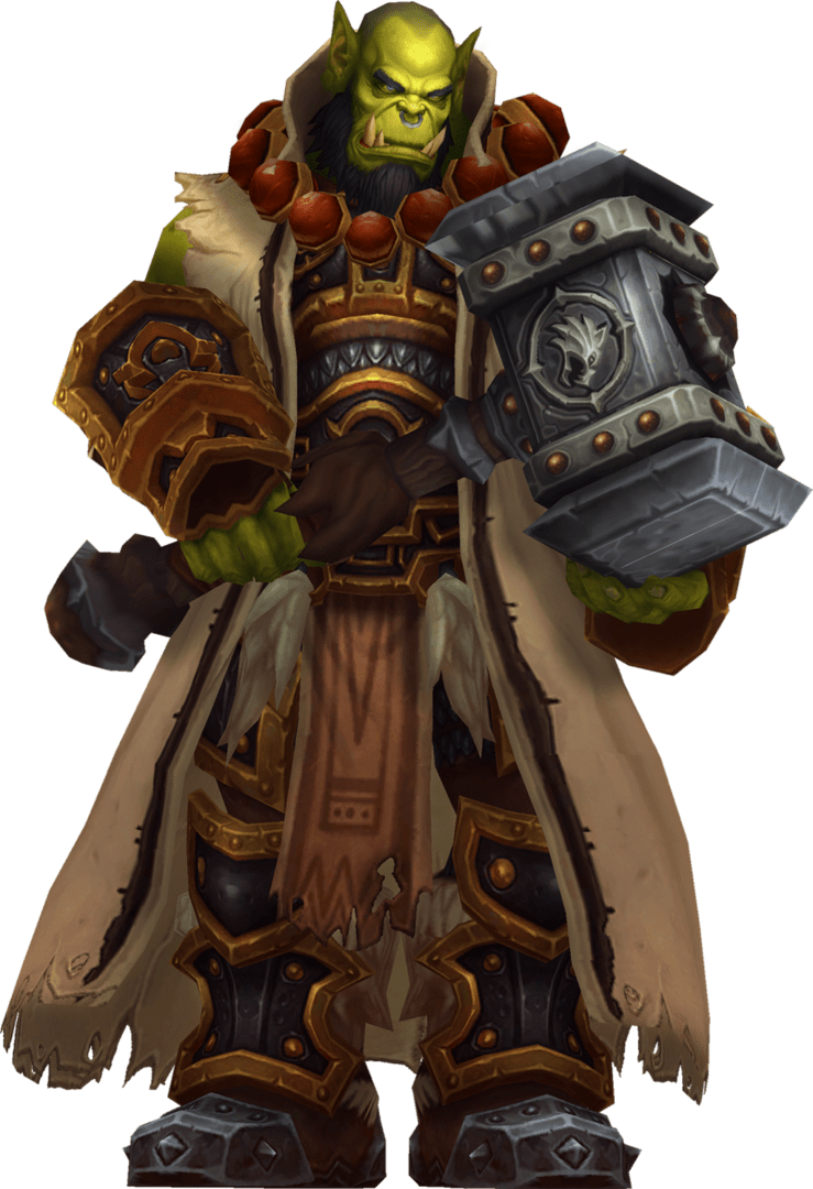 WOW: Thrall HD
