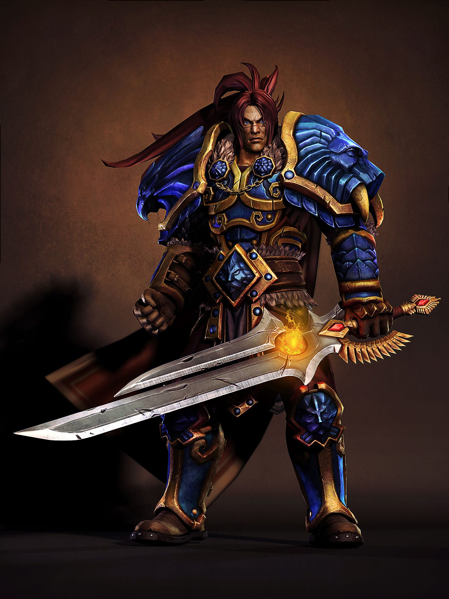 WOW: Varian Wrynn Download