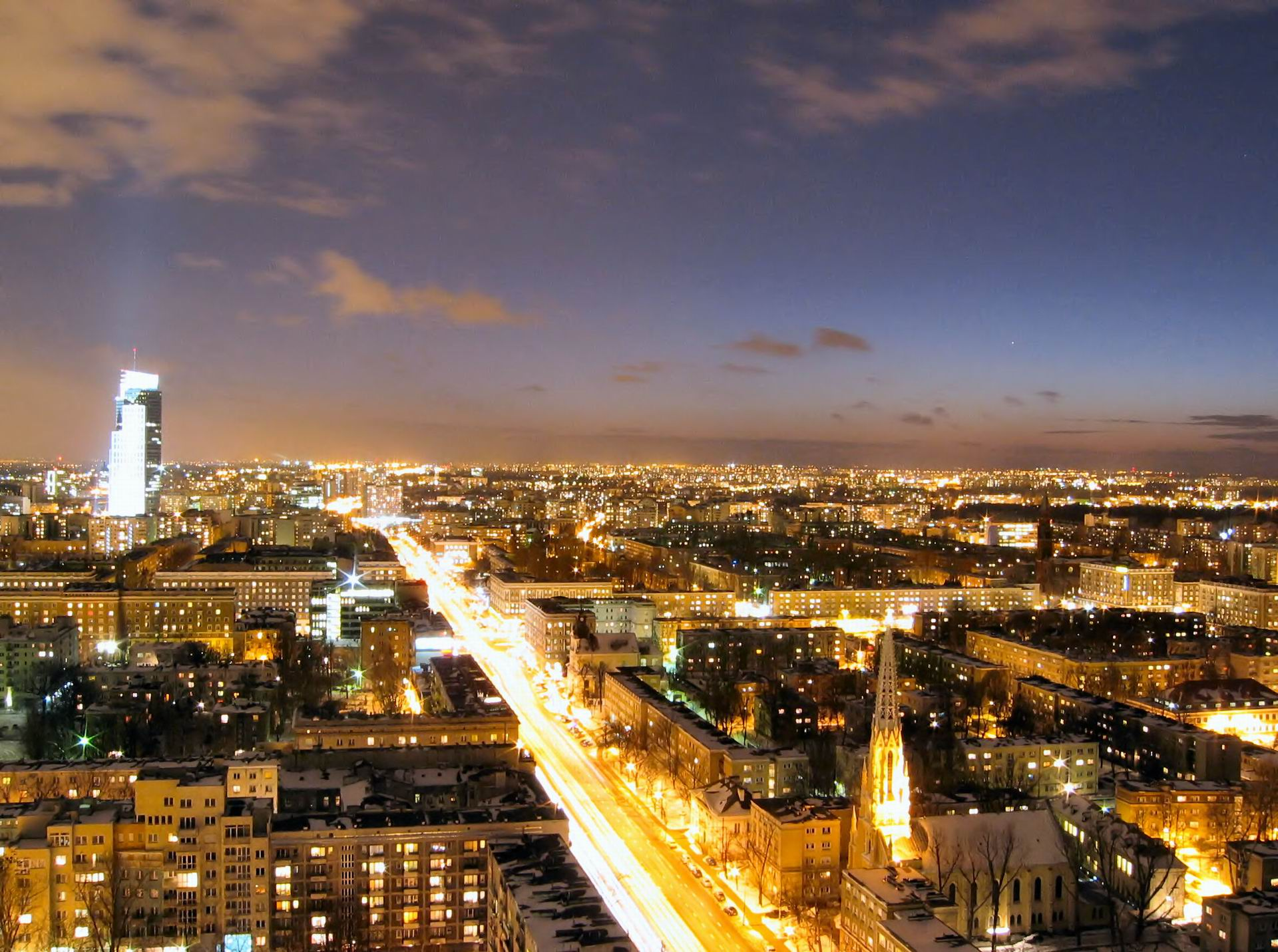 Warsaw HD
