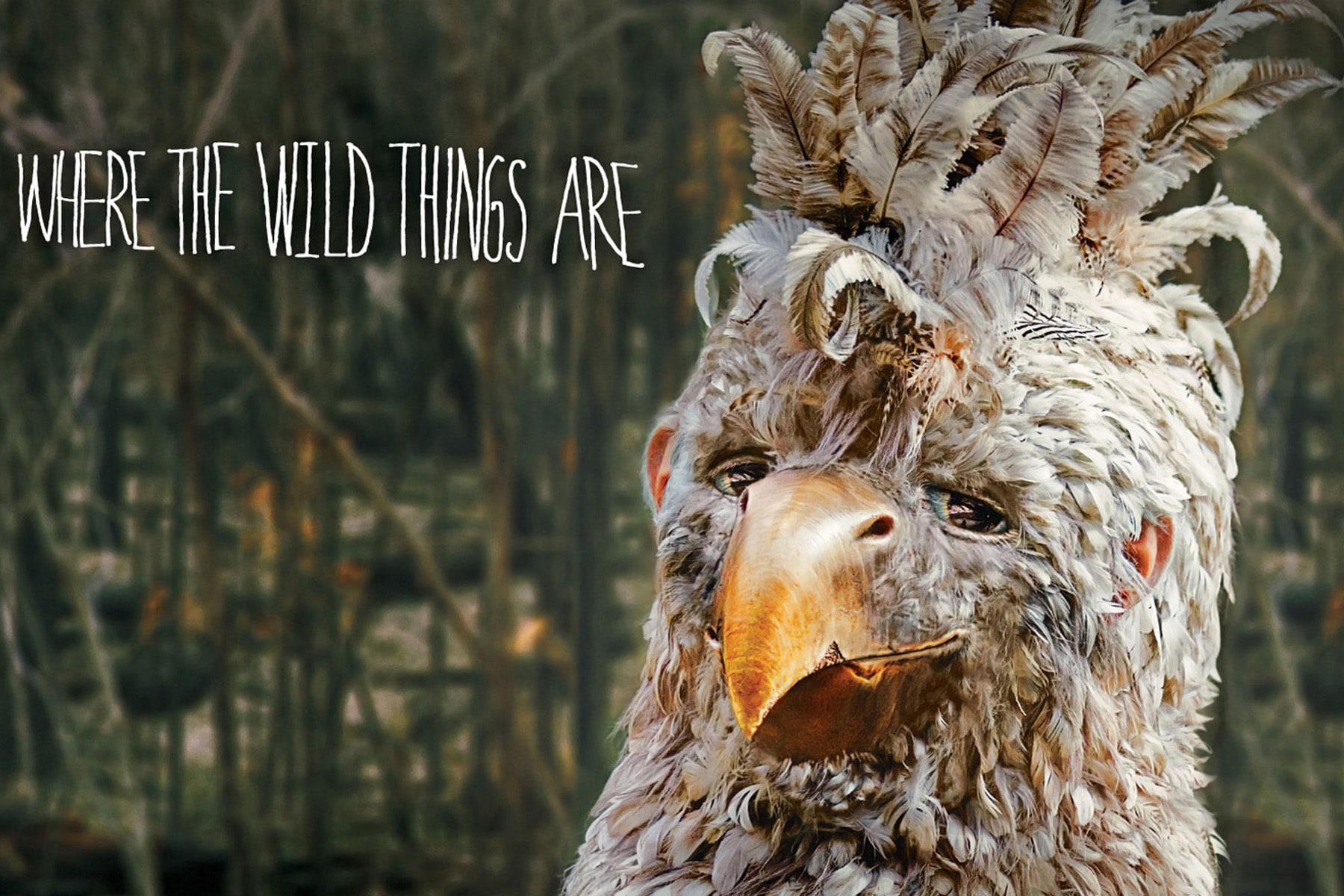 Where the Wild Things Are HD
