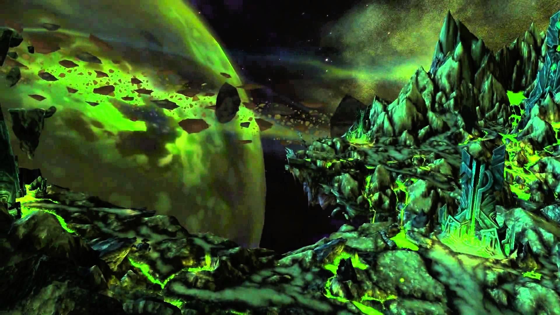 World of Warcraft: Legion HD
