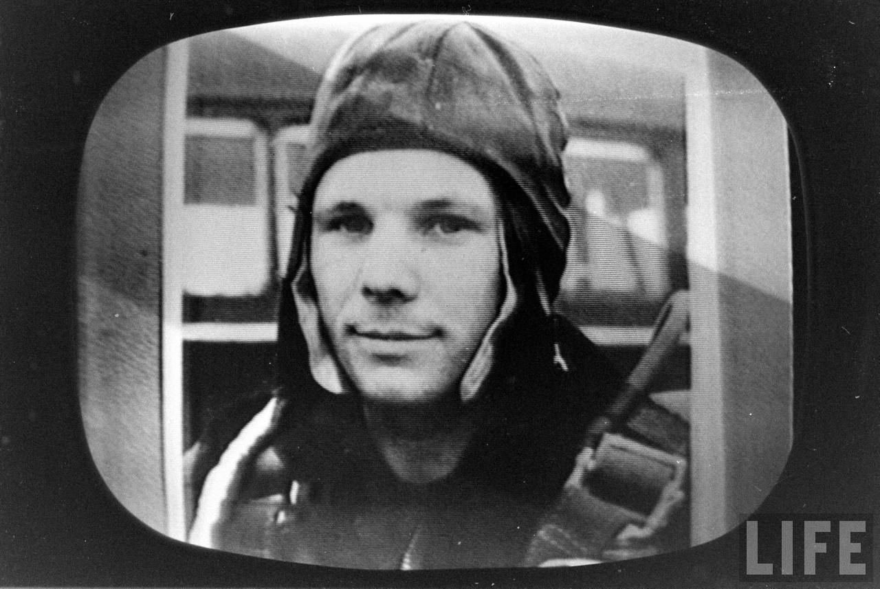 yuri gagarin full name - photo #4