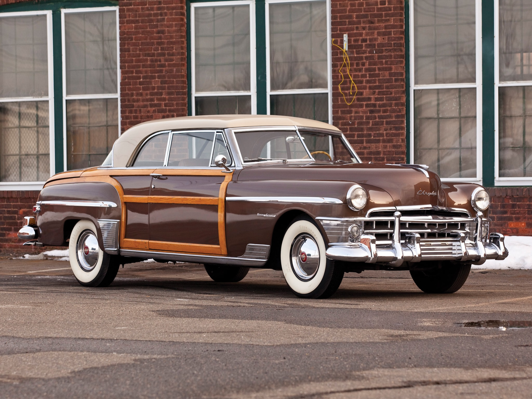 1950 Chrysler Town & Country Free