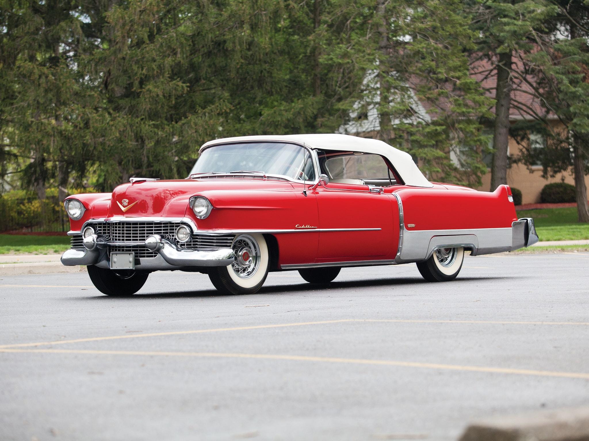 1954 Cadillac Eldorado Free