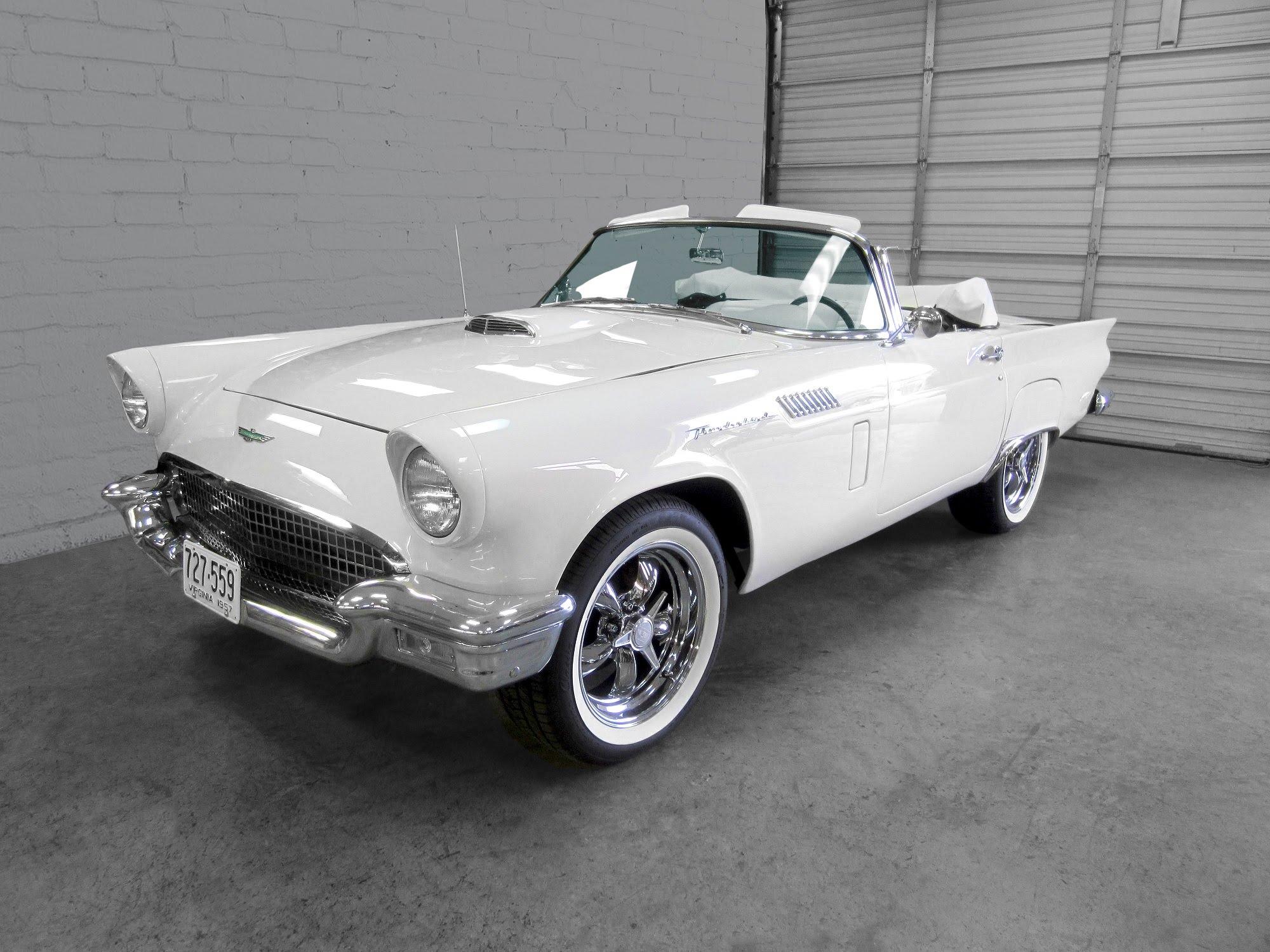 1957 Ford Thunderbird Free