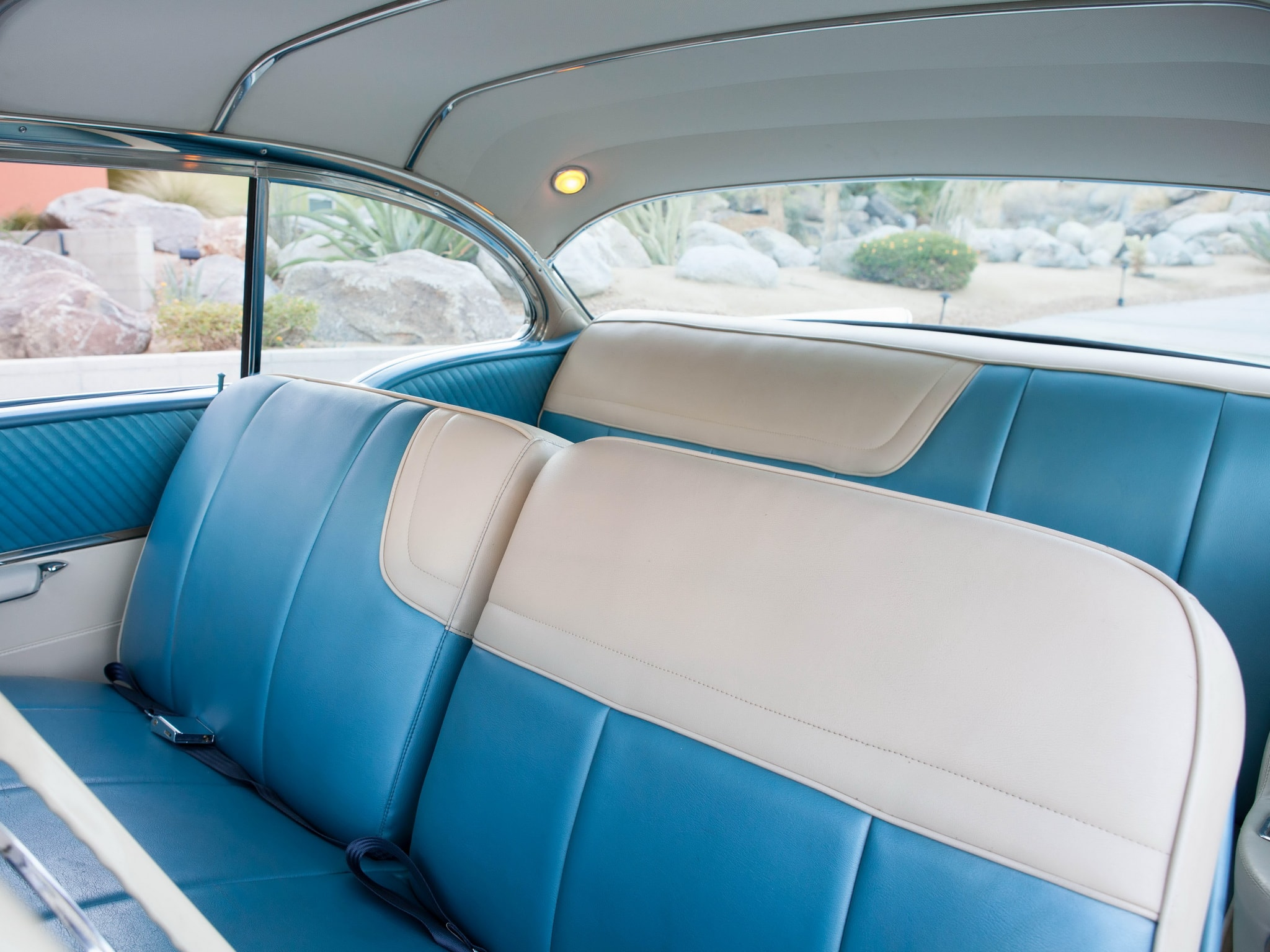 1957 Pontiac Star Chief Custom Bonneville Free