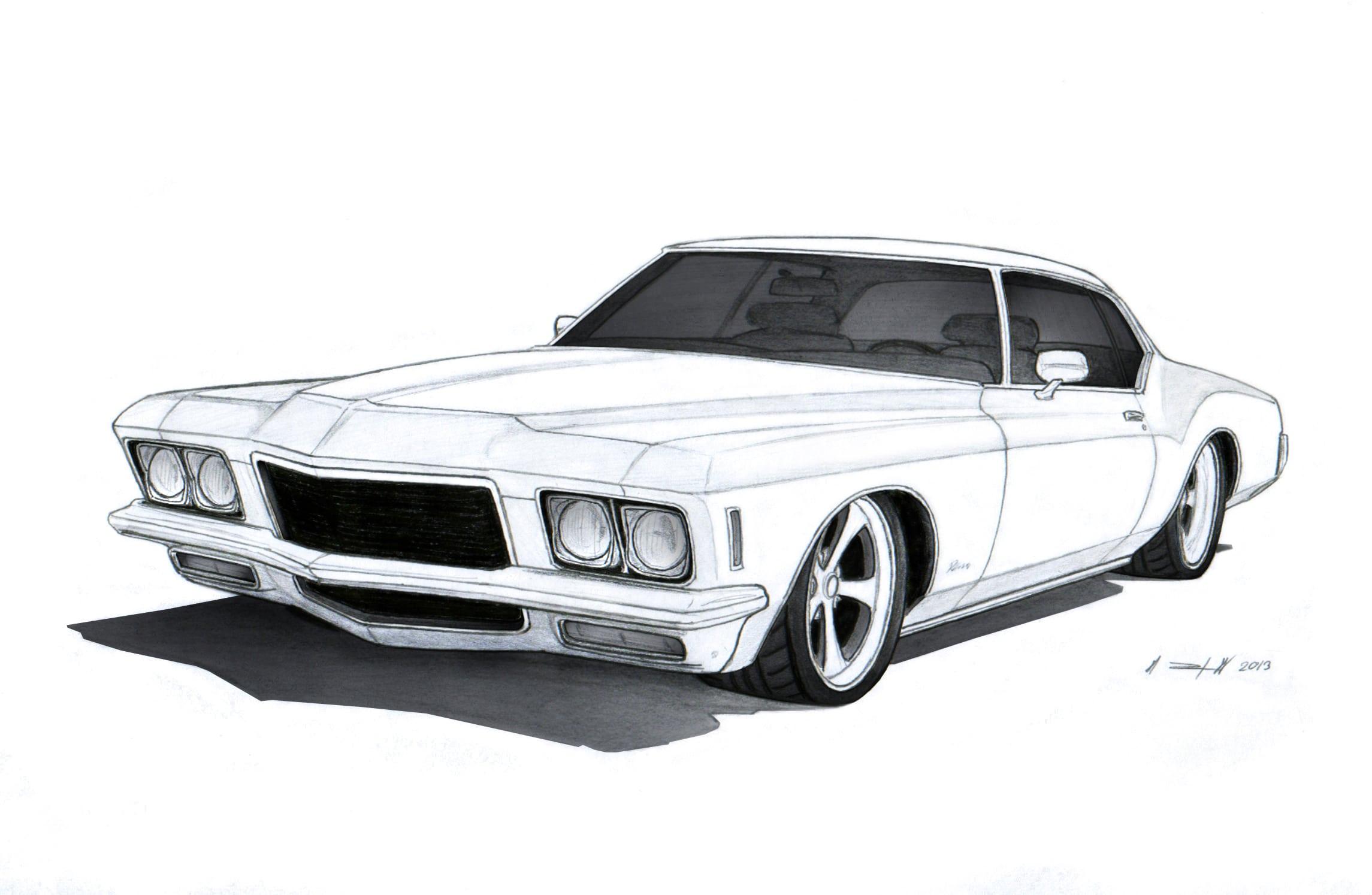 1971 Buick Riviera Free