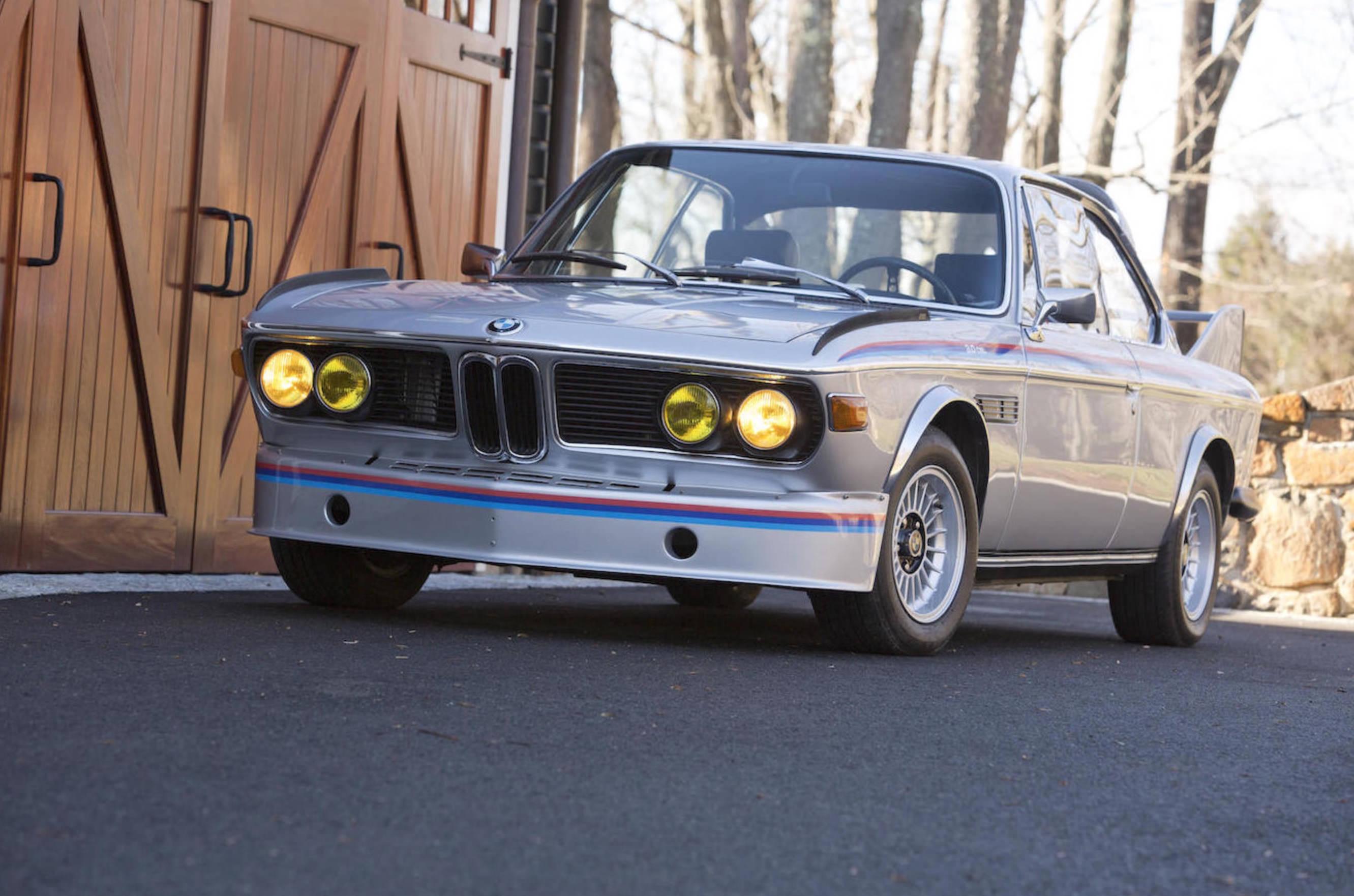 1973 BMW 3.0 CSi Free