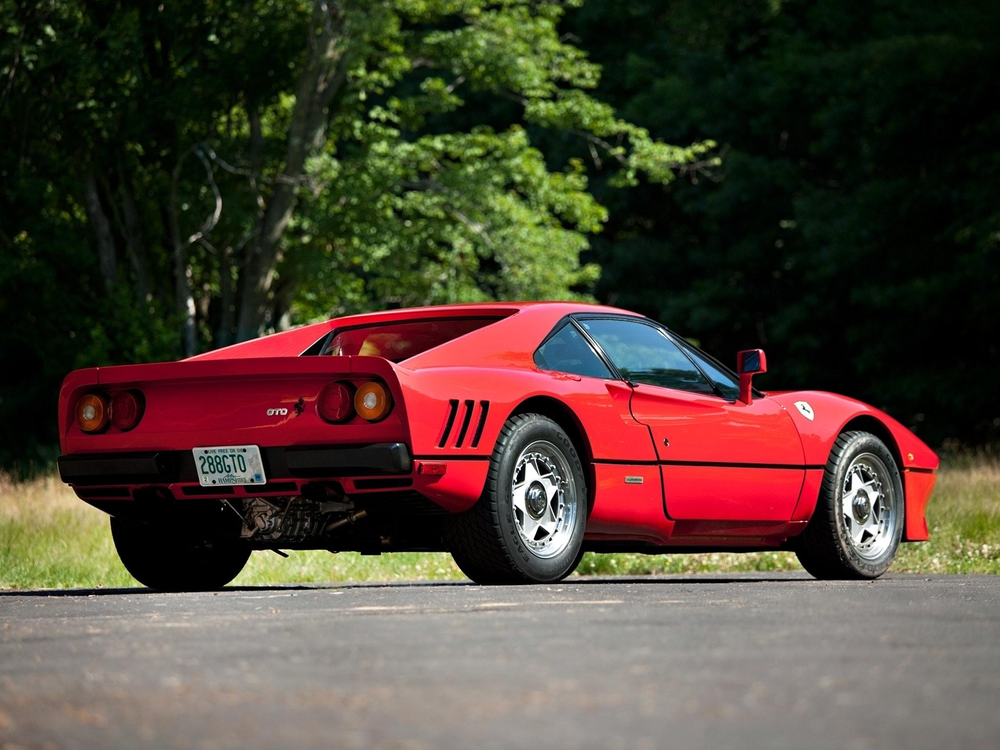 1984 Ferrari GTO Free