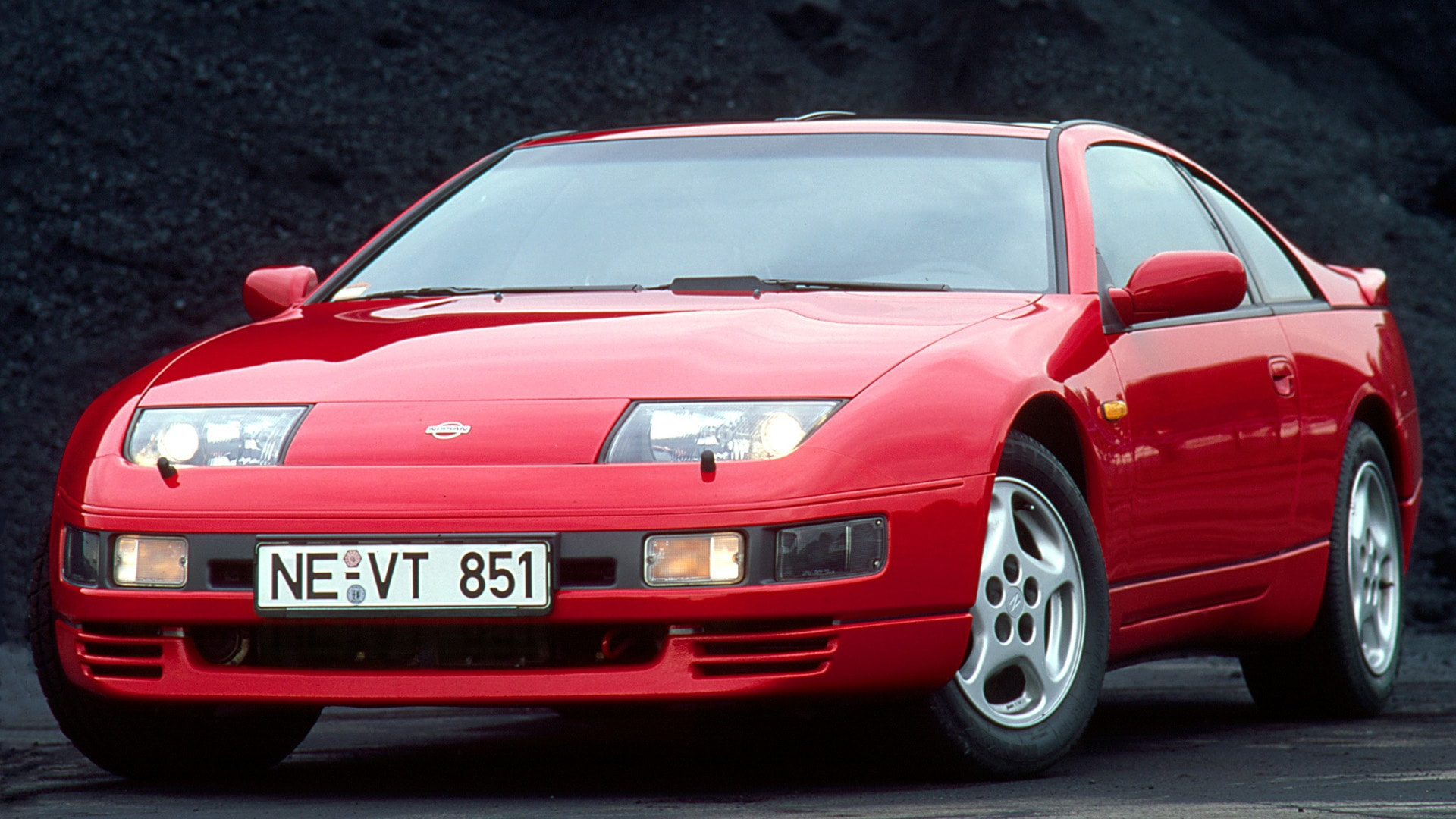 1990 nissan 300zx twin turbo hd desktop wallpapers | 7wallpapers