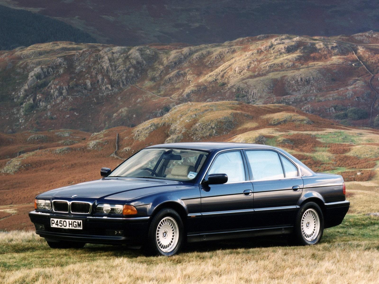 1995 BMW 7 Series Free