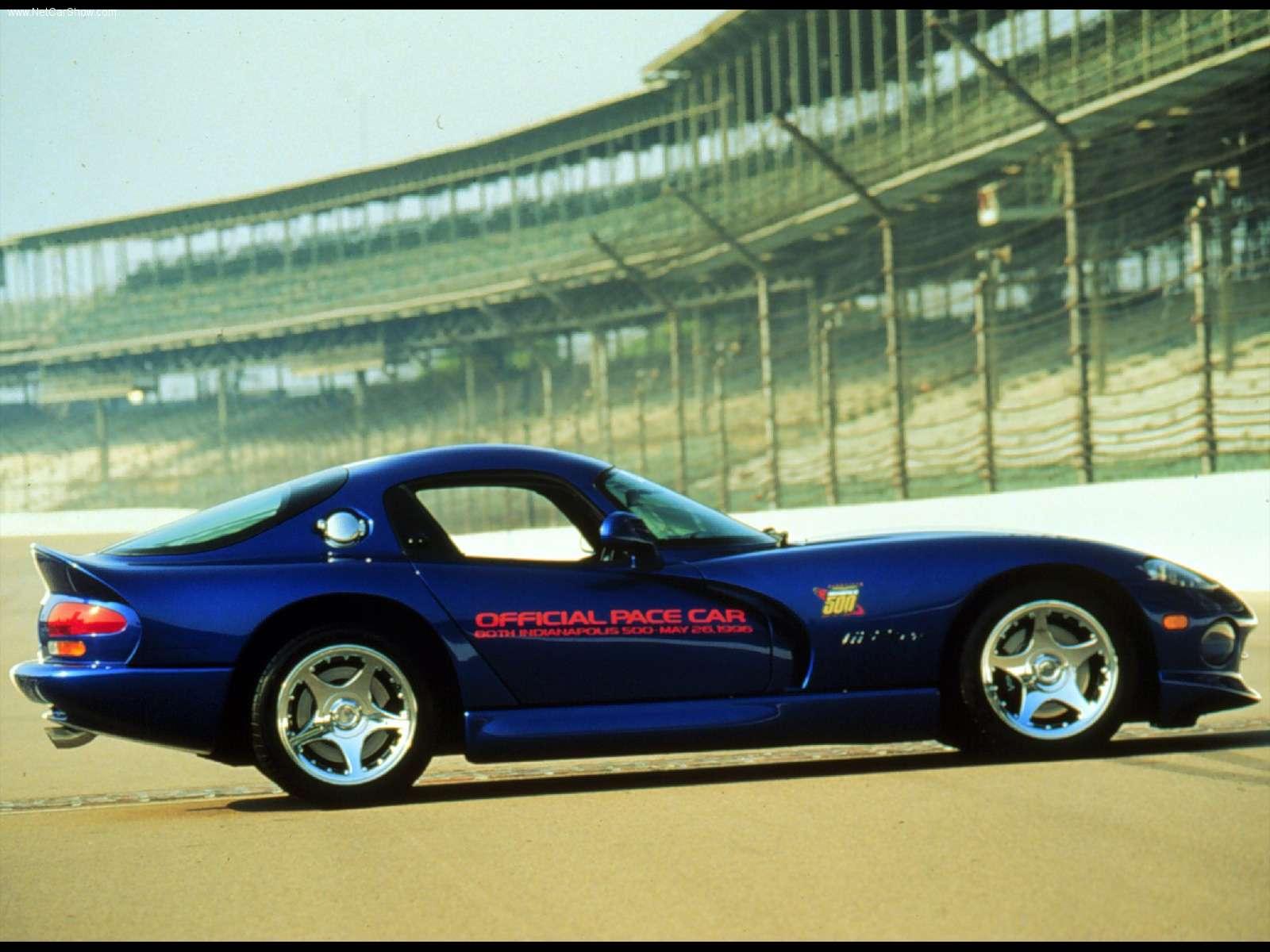 1996 Dodge Viper GTS Free
