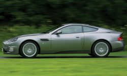 2001 Aston Martin Vanquish Free