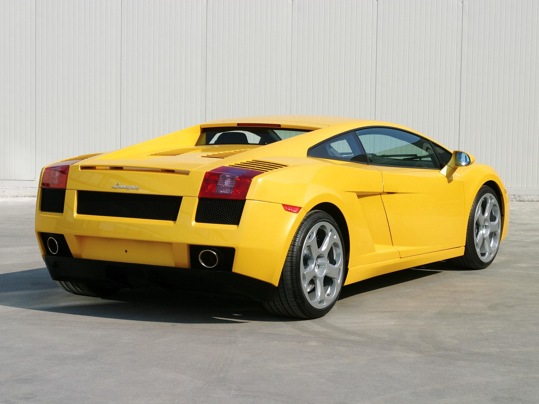 2003 Lamborghini Gallardo Free