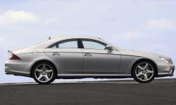 2005 Mercedes-Benz CLS Free