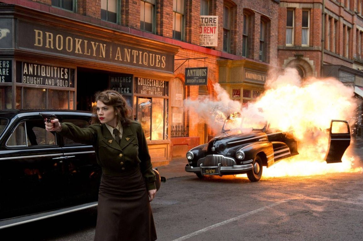 Agent Carter Free
