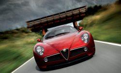 Alfa Romeo 8c Free