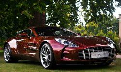 Aston Martin One-77 Free