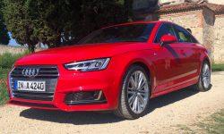Audi A4 (B9) Free