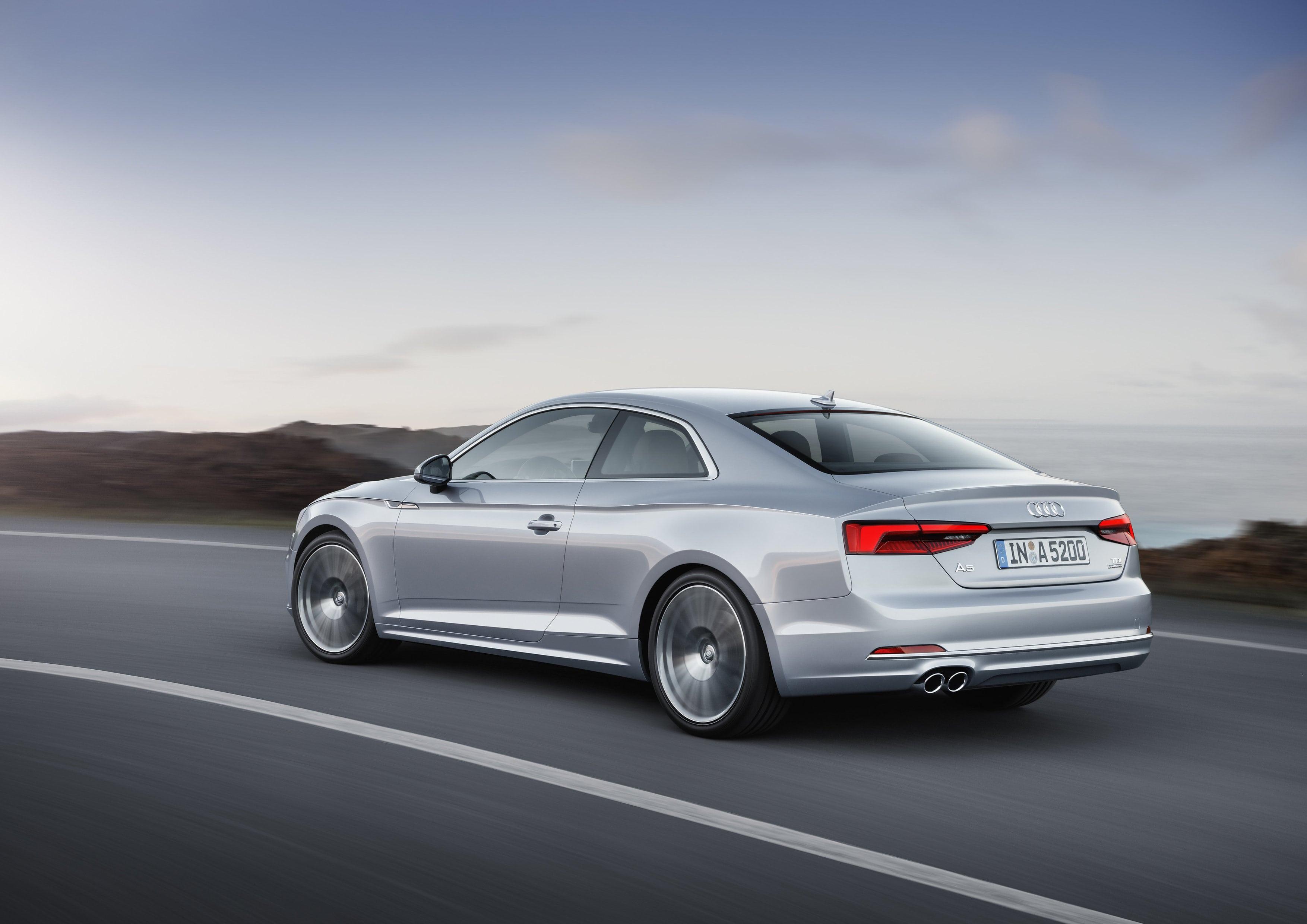 Audi A5 Coupe II Free