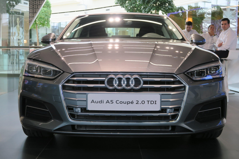 Audi A5 Sportback II Free