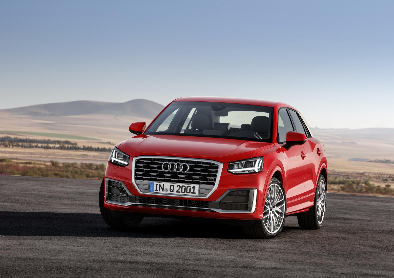 Audi Q2 Free