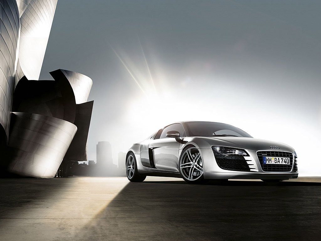 Audi R8 backgrounds